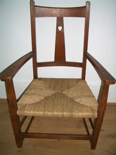 Chair Caner - after